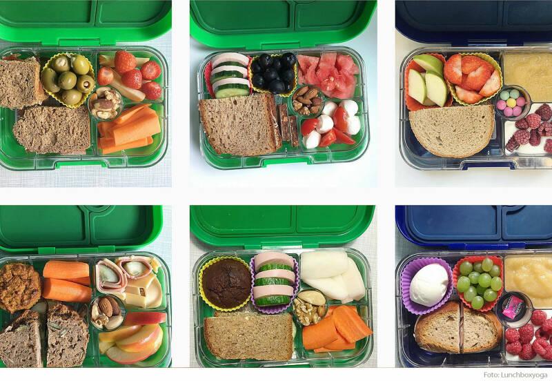 Listicle Bento Blogger Lunchboxyoga