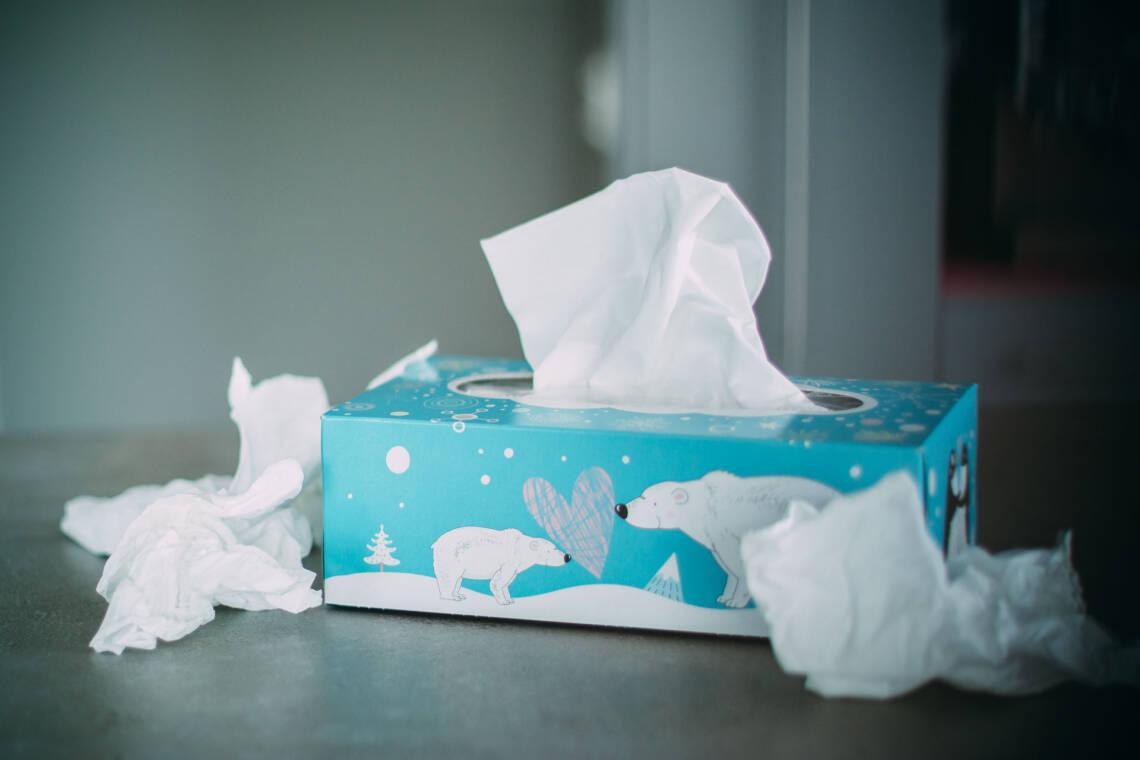 Studie bestätigt Männergrippe: Warum ER mehr leidet als SIE