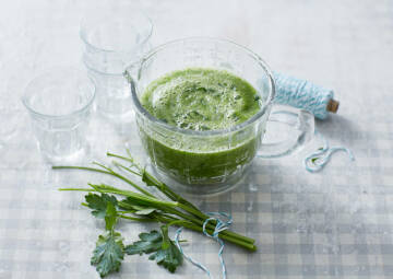 Moringa-Zucchini-Smoothie