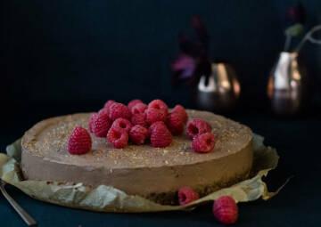 Mousse au Chocolait Torte