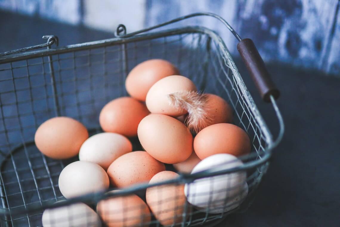 Müssen Eier in den Kühlschrank?