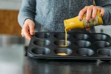 Muffinform Saucen