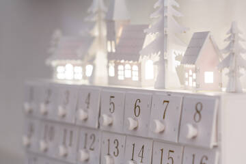 Nachhaltiger Advent: Adventskalender