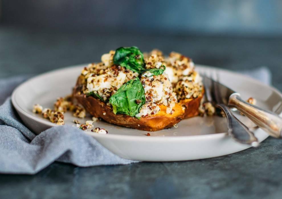 Ofensüßkartoffel