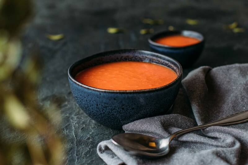 Paprika-Fenchel-Suppe