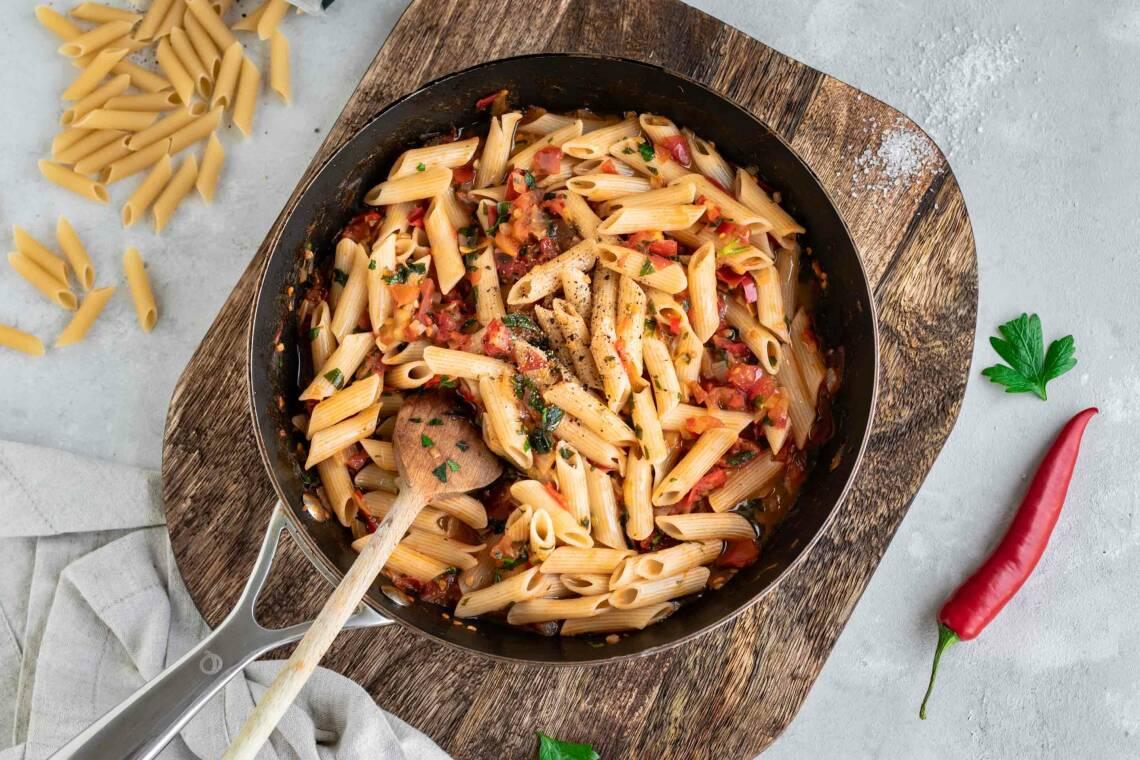 Perfect Match: Warum Fans italienischer Küche Dinkelnudeln lieben