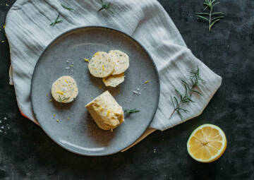 Rosmarin-Zitronen-Butter