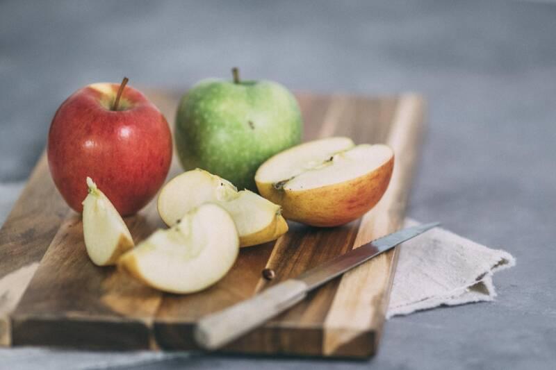 Saisonal im Oktober: Äpfel