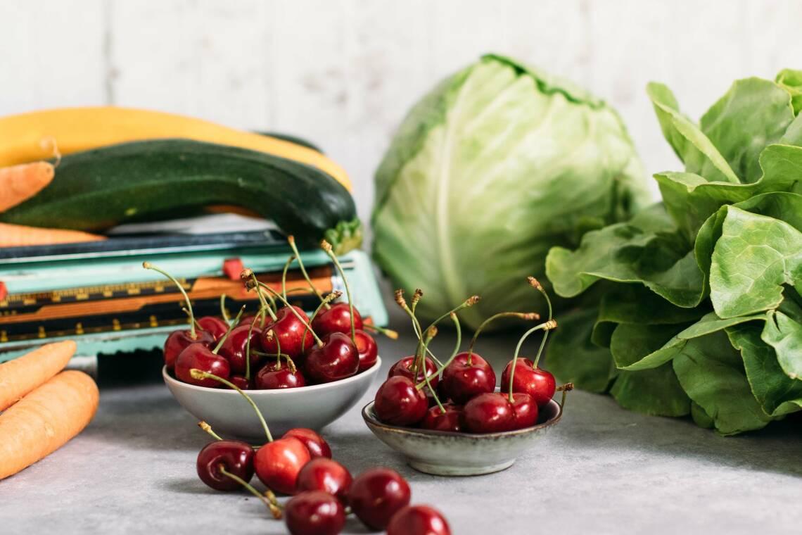 Saisonales Obst und Gemüse im Juli: Diese Zutaten gibt's aus der Region