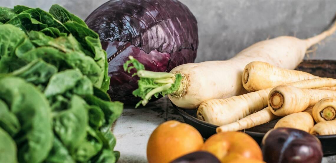 Saisonales Obst und Gemüse im August: Diese Zutaten gibt's aus der Region