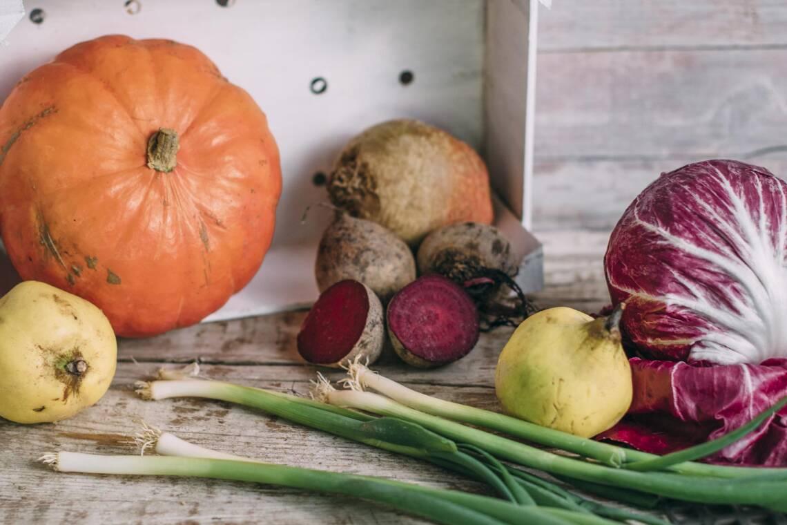 Saisonales Obst und Gemüse im November: Diese Zutaten gibt's aus der Region