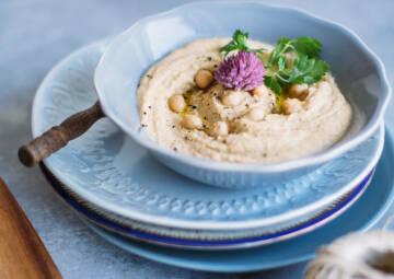 Schnelles Hummus