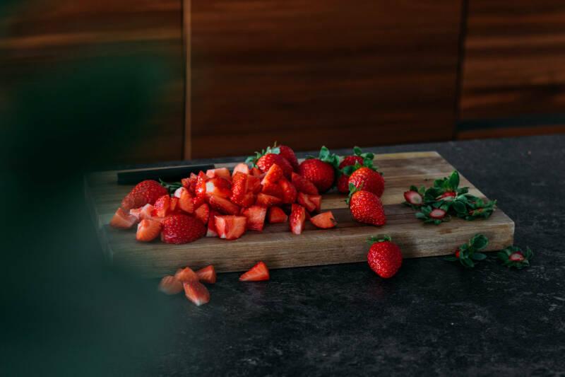 So gesund sind Erdbeeren