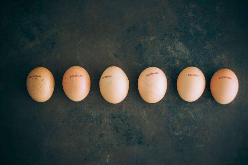 Soll ich Eier abschrecken