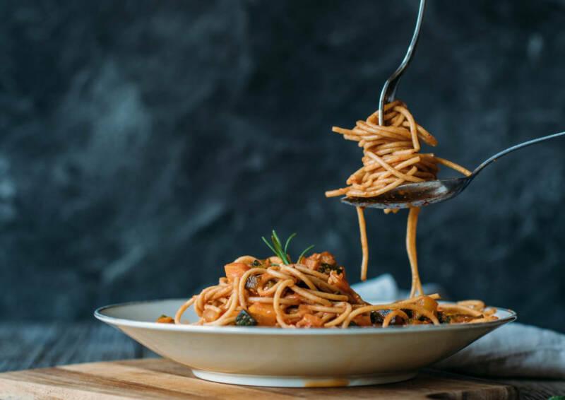 Spaghetti Verdure