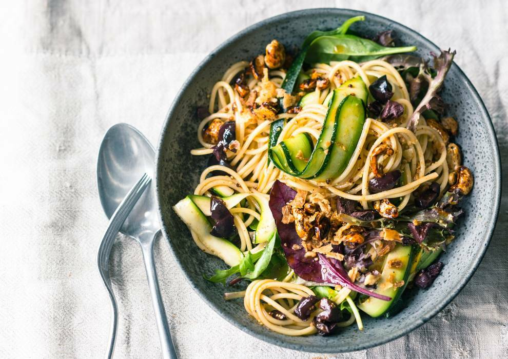 Sommergerichte Zucchini : Rezepte für eine woche: sommerlich vegetarisch sevencooks