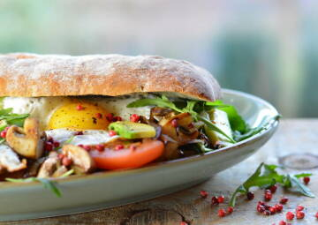 Spiegelei Sandwich