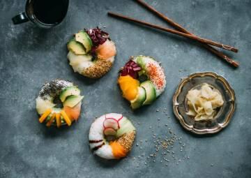 Sushi-Donut