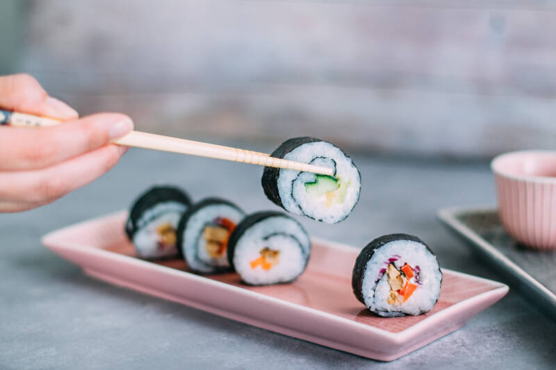 sushi startbild