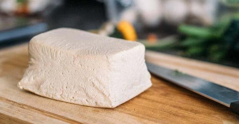Tofu selber machen mit nur 3 Zutaten