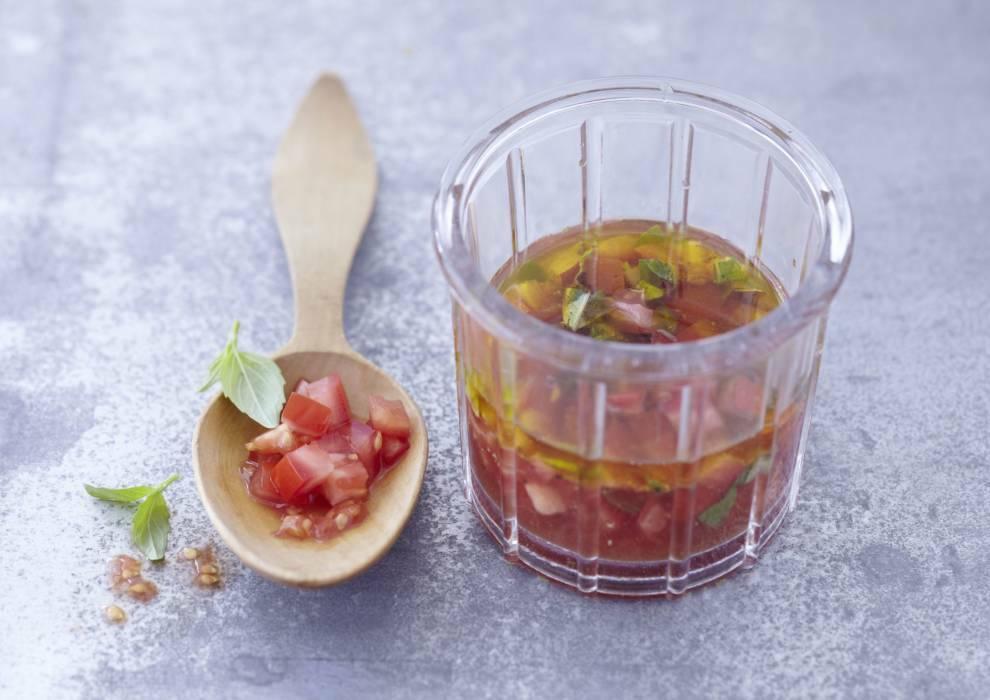 Tomaten-Vinaigrette