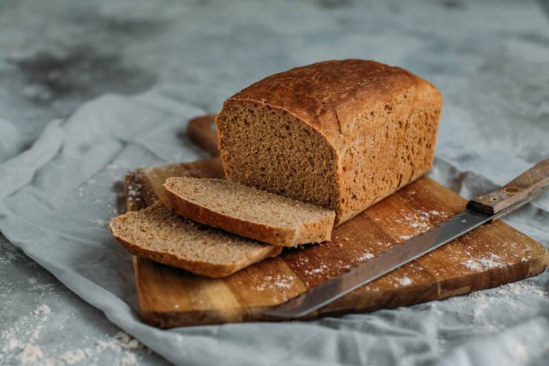 Urkornbrot backen: Fertiges Brot