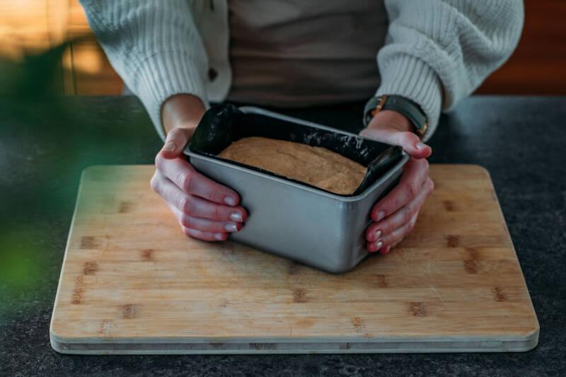 Urkornbrot: Fertiges Brot