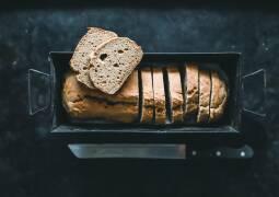 Veganes Rezept: 1 Stunden Brot 1