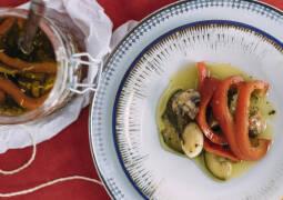 Veganes Rezept: Antipasti