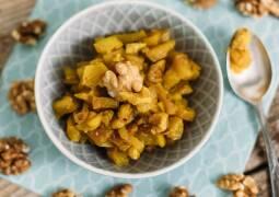Veganes Rezept: Apfel-Walnuss-Chutney_1