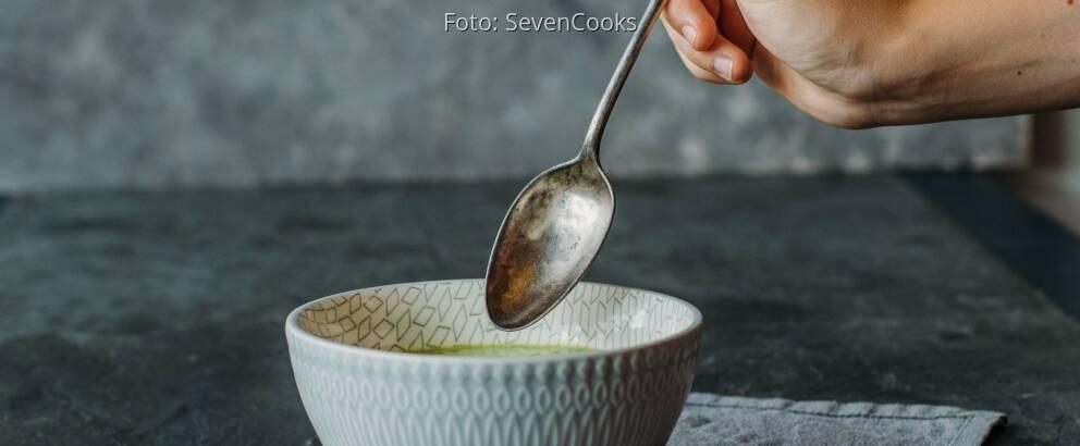 Veganes Rezept: Avocado-Minze-Suppe_2