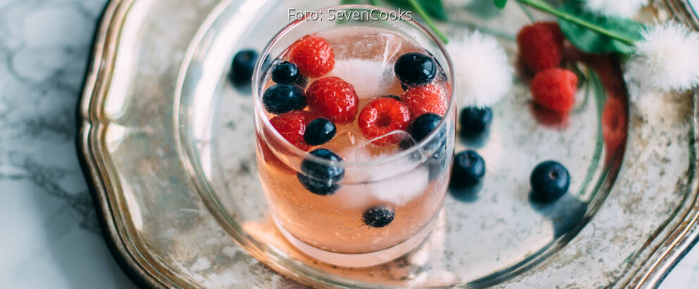 Veganes Rezept: Beerentraum