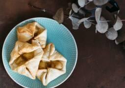 Veganes Rezept: Blätterteig-Apfel-Gebäck_1