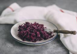 Veganes Rezept: Blaukraut
