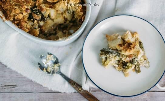 rezept kartoffel brokkoli auflauf