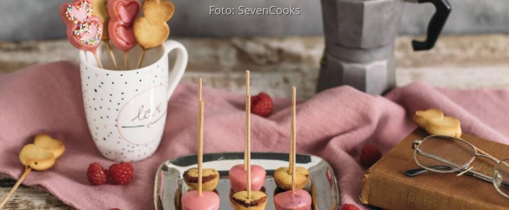 Veganes Rezept: Cake Pops 1