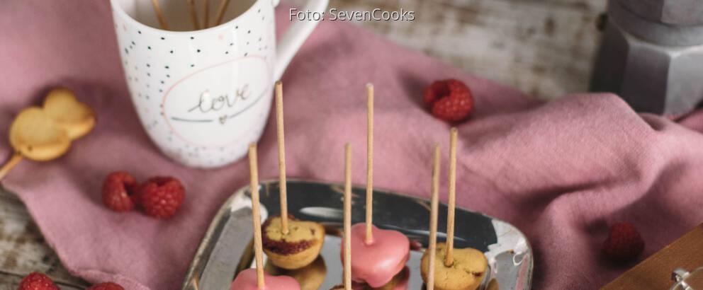 Veganes Rezept: Cake Pops 3