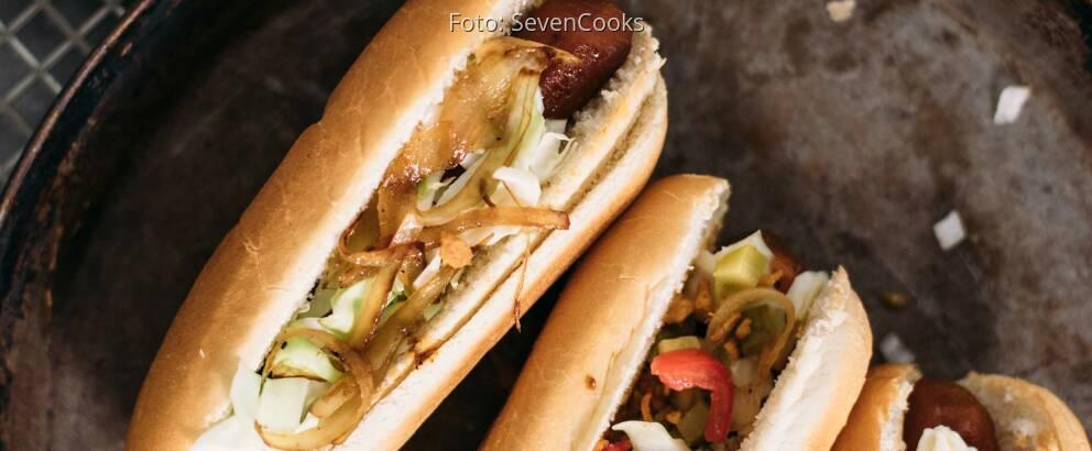 Veganes Rezept: Carrot Dogs_2