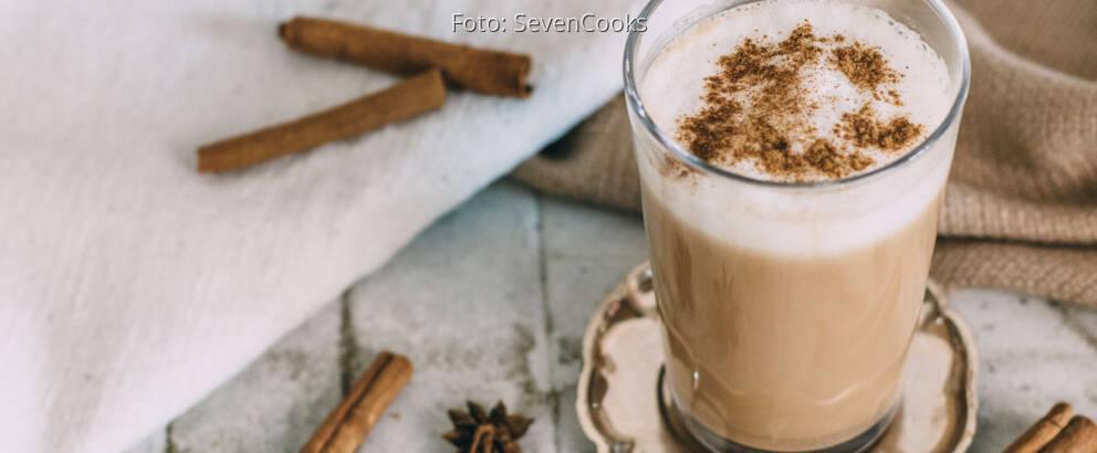 Veganes Rezept: Chai-Latte 1