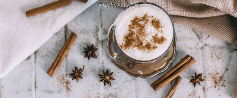 Veganes Rezept: Chai-Latte 2