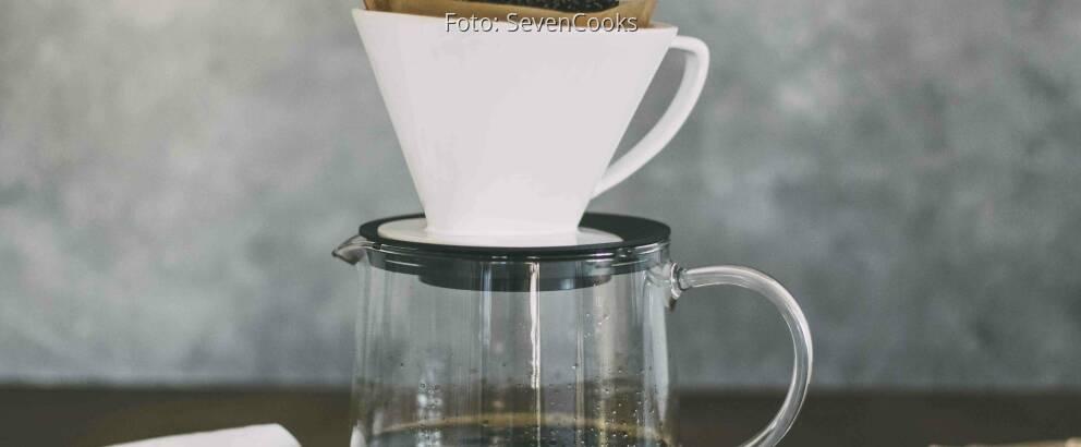 Veganes Rezept: Cold Brew Coffee