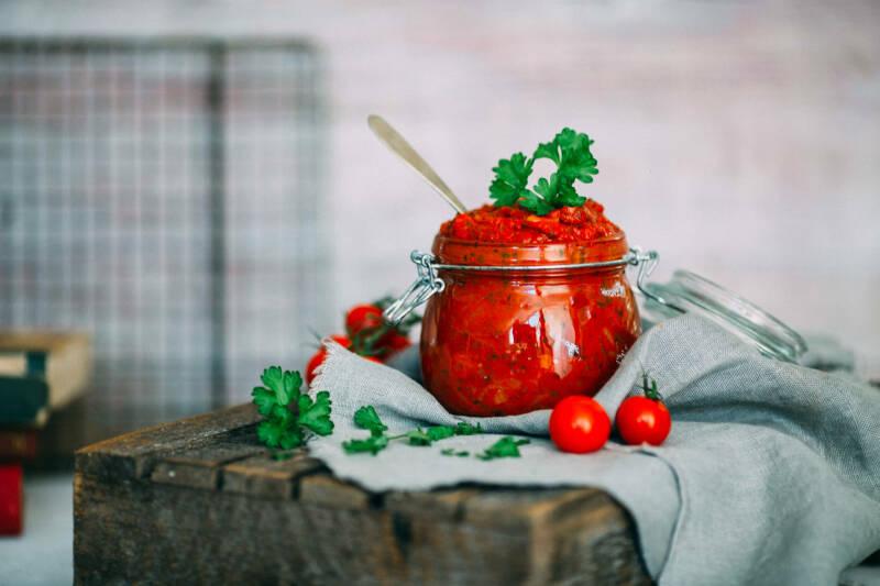veganes rezept curry ketchup