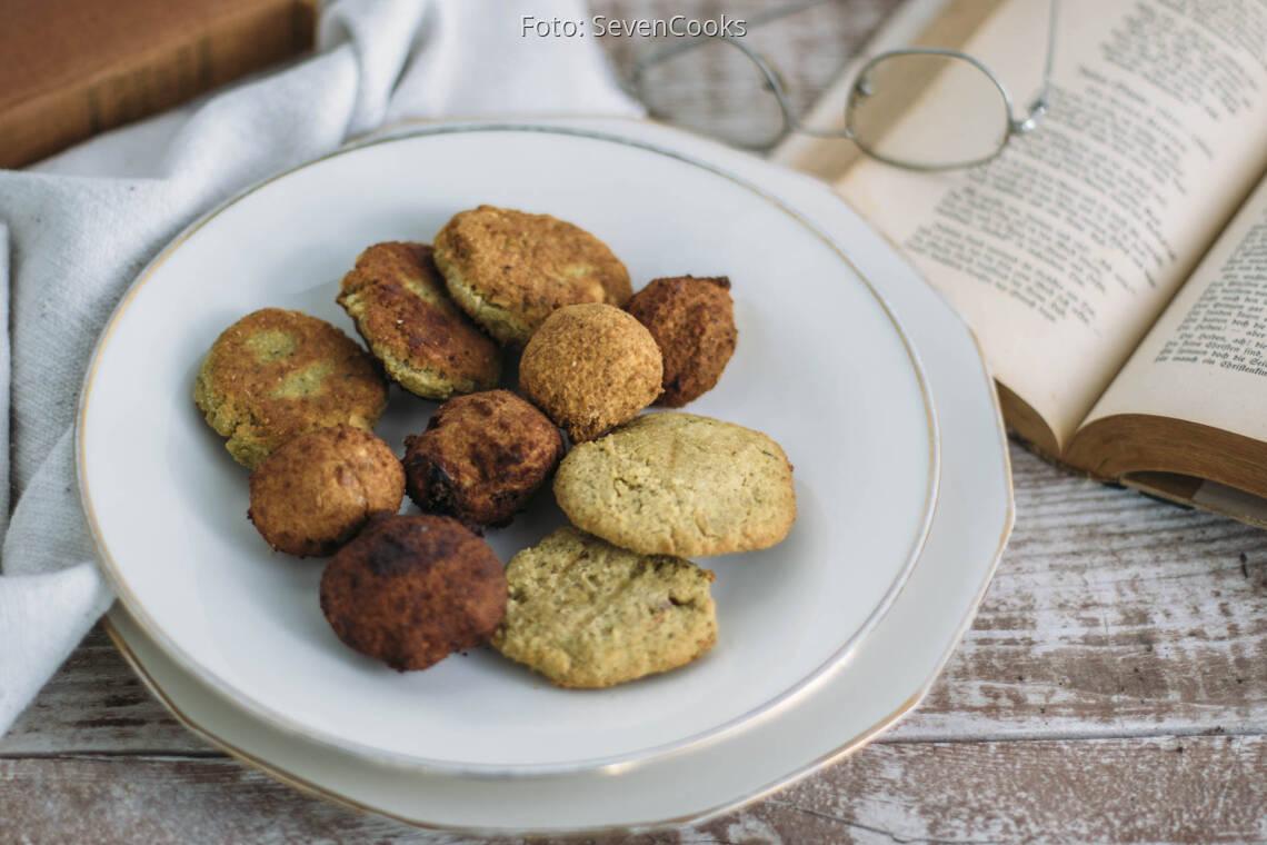 Veganes Rezept: Einfache Falafel für jedermann