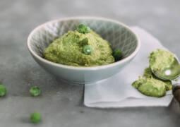 Veganes Rezept: Erbsen-Hummus