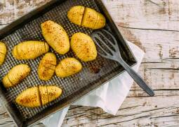 Veganes Rezept: Fächerkartoffeln_1