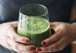 Veganes Rezept: Feldsalatsmoothie 1