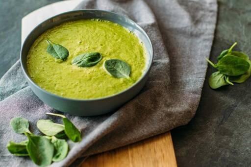 Veganes Rezept: Französische kalte Gemüsesuppe_1