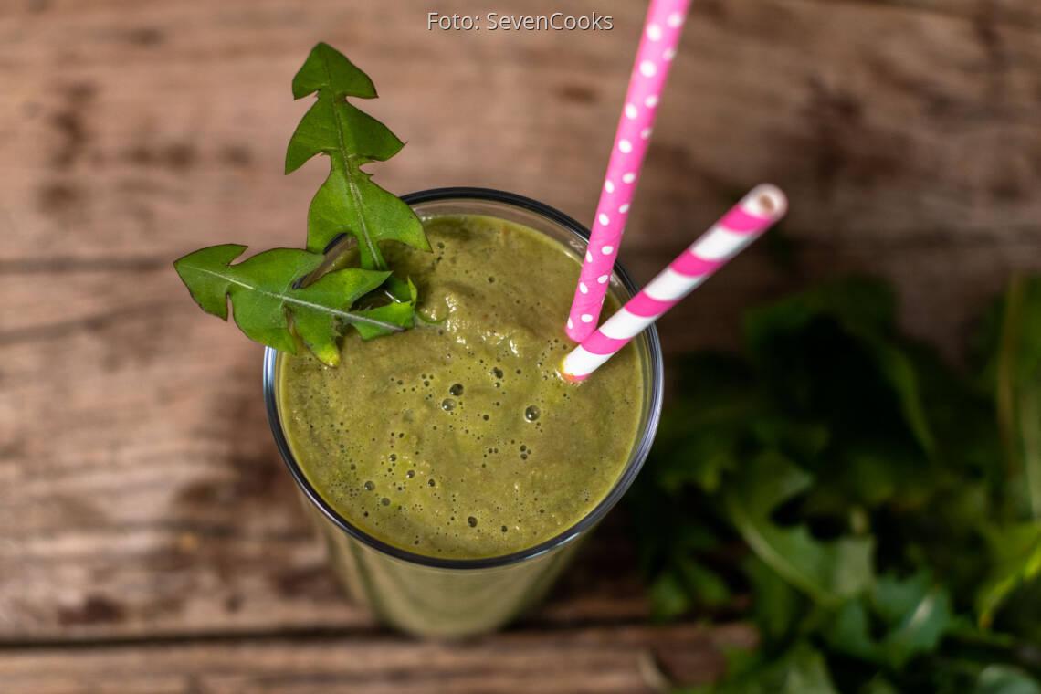 Veganes Rezept: Frischer-Frühlings-Smoothie 1