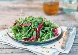 Veganes Rezept: Gemischter Salat 1