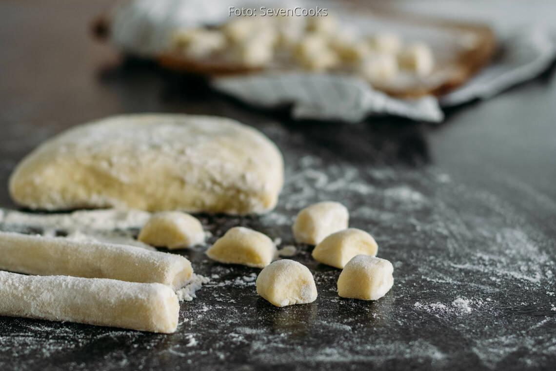 Veganes Rezept: Gnocchi selber machen